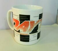 Vintage Daytona International Speedway Coffee Mug Linyl Silver Phoenix