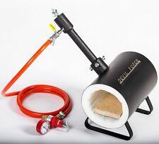 DFS Gas Propane Forge for Knifemaking Farriers Blacksmiths Furnace Burner U.S.A