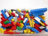 LEGO 50 Basic Steine Bausteine Grundbausteine Classic hoch bunt ** ZWEIREIHIG