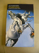 rare Millipede Press 2004 John Franklin Bardin The Deadly Percheron tpb