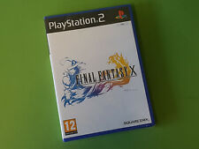 Final Fantasy X (10) Sony PlayStation 2 PS2 Game - Square Enix *NEW & SEALED*