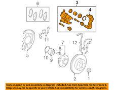 TOYOTA OEM 09-16 Corolla Front Brake-Disc Caliper 4773002400