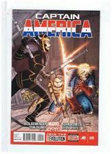 Marvel Comics Captain America #5 NM May 2013