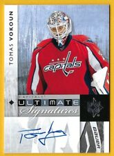 Tomas Vokoun -2011-12 Ultimate Collection Ultimate Signatures #USTV