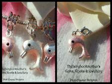 Alloy Enamel Silver Plated Fashion Jewellery