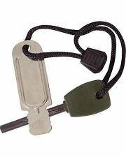 Fire Starter Flint/Steel Survival Caming Military SAS