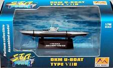 Easy Model - DKM U-Boat Type VIIB VII B U-Boot Typ Fertigmodell 1:700 Marine U7