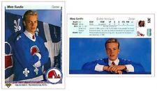1990-91 UPPER DECK HOCKEY #365 - MATS SUNDIN (ROOKIE)