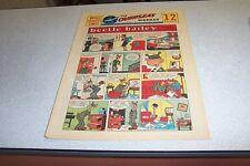 COMICS THE OVERSEAS WEEKLY 15 JANUARY 1960 BEETLE BAILEY THE KATZENJAMMER KIDS