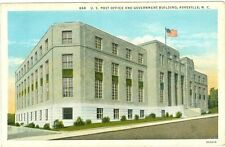 USA, Asheville, Post Office, Postamt, Post, um 1930/40