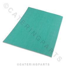 A4 FOGLIO VERDE FIBRA GUARNIZIONE materiale 0.8MM RENDE FORMA KLINGERSIL C4400