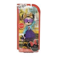 "Disney Minnie Mouse 10"" City Style Fashion Doll"