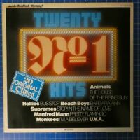 Twenty No1 Hits EMI 1C060-32075 LP153