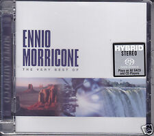 """Ennio Morricone - The Very Best Of"" Japan Limited Numbered Hybrid SACD CD New"