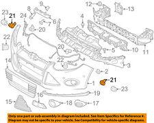 FORD OEM Focus Parking Backup Back Up Reverse Distance-Sensor CV6Z15K859AAPTM
