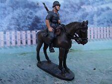 1/32  Del Prado Germany trooper 1st cavalry division Russia 1941 metal figure