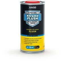 XADO Xtreme Flush for Diesel Truck up to 10 Gallons Oil System Cleaner