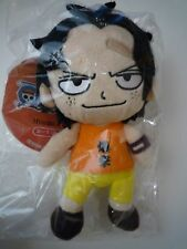 Japanese Anime ONE PIECE Childhood Portgas D Ace Plush Doll from Japan Ensky