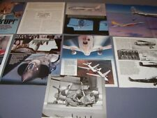 VINTAGE..AIRCRAFT TANKERS HISTORY..HISTORY/DETAILS/PHOTOS...RARE! (34K)