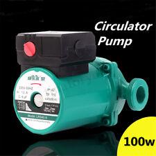 220V .5'' 3-Speed Central Heating Circulator Pump Hot Water Circulator Pump