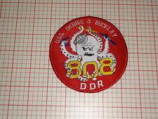 USN U.S.S Dennis J. Buckley 808 DDR Patch (T2-54)