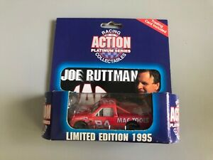 Action Racing Platinum Joe Ruttman Mac Tools #84  1995 1:64 Die Cast
