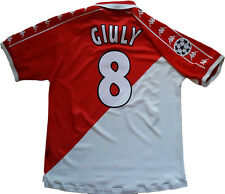 maillot as monaco Giuly 2000 2001 Champions League Vizzavi UCL jersey XL issue
