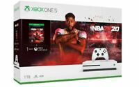 Xbox One S 1TB Console – NBA 2K20 Bundle