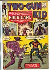 Two-Gun Kid #70 1964-Marvel-Jack Kirby-Stan Lee-Larry Leiber-VF-