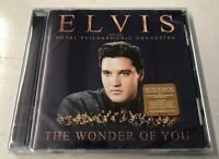 Elvis Presley - Wonder of You ( with the Royal Philharmonic Orchestra, CD)