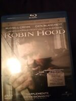 Robin Hood (Spanish, Blu-ray Disc, 2010, 2-Disc Set, Special Edition Unrated)