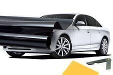 Super Dark Black 5% Car Window Tint 3M x75CM Film Tinting