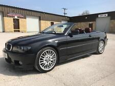 2002 BMW 330Ci M SPORT INDIVIDUAL CONVERTIBLE - MANUAL