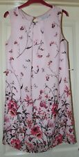 Primark Pink Dress Size 10