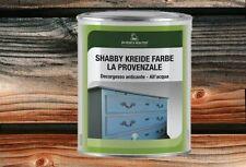 Lack Shabby Kreidefarbe Snow White 50 Wasserbasis Oberflächen Behandlung 0,75L