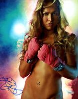 Ronda Rousey Autographed 16 x 20 Photo Signed Sexy WWE UFC - Fanatics