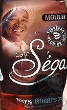 250g Cafe moulue SEGA ile de la Reunion Cofee Reunion's island gastronomie
