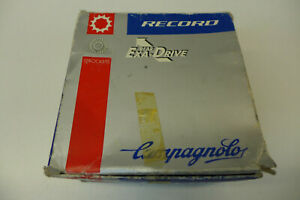 Ritzel Campagnolo Record 8fach  Vintage Exaglide komplett Spacer sehr gut