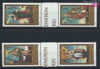 Liechtenstein 1370ZS-1373ZS Zwischenstegpaare (kompl.Ausg.) postfrisch 2005 Noth