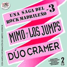 UNA SAGA DEL ROCK MADRILEÑO -MIMO Y LOS JUMPS / DUO KRAMER  Vol.3-CD