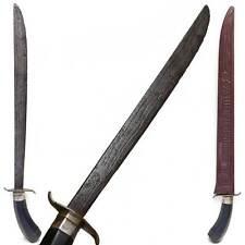 PAMOR SWORD Indonesia tribal PARANG Keris Kris Pencak Silat GOLOK pedang KLEWANG