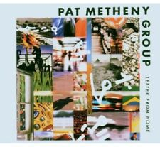 Pat Metheny, Pat Metheny Group - Letter from Home [New CD] Rmst