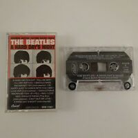 The Beatles - A Hard Day's Night Cassette Tape Capitol 4XW-11921