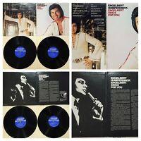 Engelbert Humperdinck SINGS FOR YOU (2 X LPs, LONDON, 33 RPM, Records, 1977)