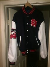 Rolling Stones Wool Letterman Jacket L from 1994 World Tour
