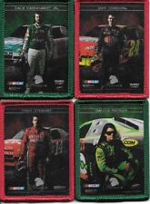 2010 PREMIUM ~IRON ON PATCH~ COMPLETE INSERT SET (4 PATCHES) DANICA - DALE JR