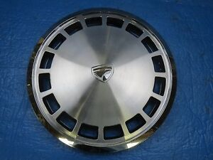 "1989 Eagle Medallion 59511 14"" Hubcap Wheel Cover T0793090 Sy3"