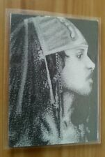 PIRATES OF THE CARRIBEAN JACK SPARROW JOHNNY DEPP PENCIL ACEO SKETCH CARD PSC