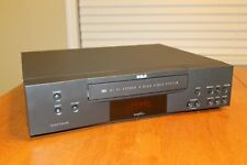 RCA VR617HF Stereo Hifi VHS VCR Video Cassette Player Recorder No Remote WORKS