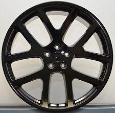 24 Viper SRT Style Wheels Dodge Gloss Black Rims Magnum 300C Challenger Charger